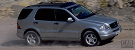 Mercedes-Benz ML270 CDI - 1999