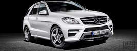 Mercedes-Benz ML350 BlueTec AMG Sports Package Edition 1 - 2011