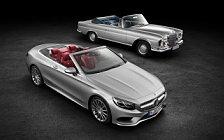 Обои автомобили Mercedes-Benz S 500 Cabriolet AMG Line - 2009