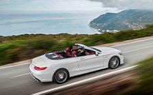 Обои автомобили Mercedes-AMG S 63 4MATIC Cabriolet - 2009