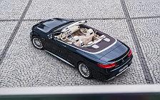 Обои автомобили Mercedes-AMG S 65 Cabriolet - 2016