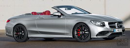Mercedes-AMG S 63 4MATIC Cabriolet Edition 130 - 2016