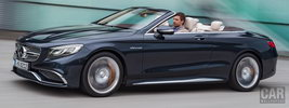 Mercedes-AMG S 65 Cabriolet - 2016