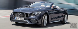Mercedes-AMG S 65 Cabriolet - 2017