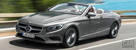 Mercedes-Benz S 500 Cabriolet - 2015