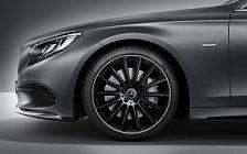Обои автомобили Mercedes-Benz S-class Coupe Night Edition - 2017