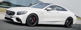 Mercedes-AMG S 63 4MATIC+ Coupe - 2017