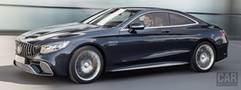 Mercedes-AMG S 65 Coupe - 2017
