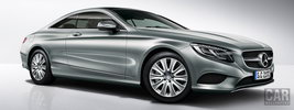 Mercedes-Benz S 400 4MATIC Coupe - 2015