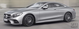 Mercedes-Benz S 560 Coupe AMG Line - 2017
