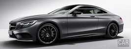 Mercedes-Benz S-class Coupe Night Edition - 2017