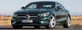 Mercedes-Benz S500 Coupe 4MATIC - 2014