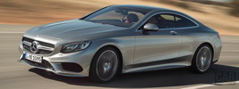 Mercedes-Benz S500 Coupe 4MATIC AMG Sports Package Edition 1 - 2014