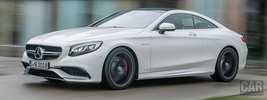 Mercedes-Benz S63 AMG Coupe - 2014
