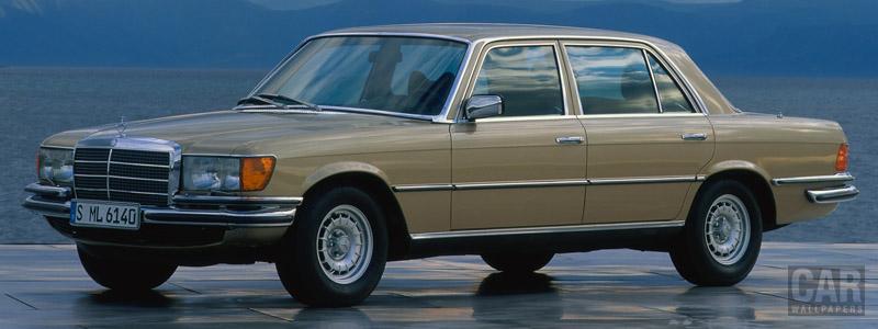 Обои автомобили Mercedes-Benz 450 SEL 6.9 W116 - 1980 - Car wallpapers