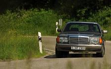 Обои автомобили Mercedes-Benz 560SEL w126 - 1985-1991