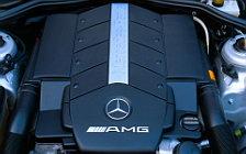 Обои автомобили Mercedes-Benz S55 AMG - 2000