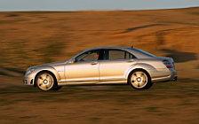 Обои автомобили Mercedes-Benz S65 AMG - 2006