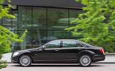 Обои автомобили Mercedes-Benz S500 BlueEFFICIENCY - 2010
