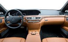Обои автомобили Mercedes-Benz S65 AMG - 2010