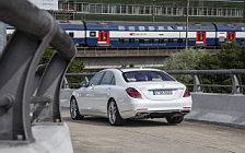 Обои автомобили Mercedes-Benz S 560 - 2017