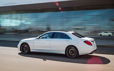 Обои автомобили Mercedes-AMG S 63 4MATIC+ - 2017