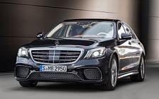 Обои автомобили Mercedes-AMG S 65 - 2017