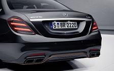 Обои автомобили Mercedes-AMG S 65 Final Edition - 2019