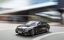 Обои автомобили Mercedes-Benz S 580 e AMG Line - 2020