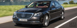 Mercedes-Benz S 400 d 4MATIC - 2017