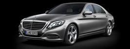 Mercedes-Benz S-class W222 - 2013