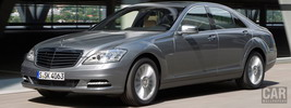 Mercedes-Benz S350 BlueTEC - 2010