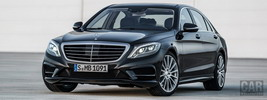 Mercedes-Benz S350 BlueTEC AMG Sports Package - 2013