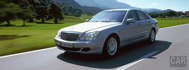 Mercedes-Benz S500 4MATIC w220 - 2002