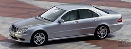 Mercedes-Benz S55 AMG - 2002
