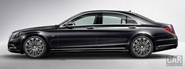Mercedes-Benz S600 - 2014
