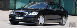 Mercedes-Benz S600 Guard - 2011