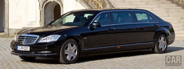 Mercedes-Benz S600 Pullman Guard - 2011
