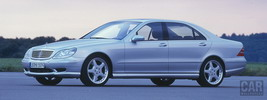 Mercedes-Benz S63 AMG - 2001