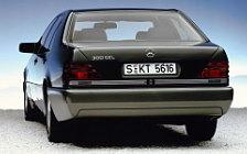 Обои автомобили Mercedes-Benz S-class w140
