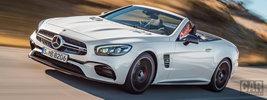 Mercedes-AMG SL 63 - 2015