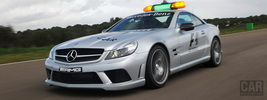 Mercedes-Benz SL63 AMG F1 Safety Car - 2009
