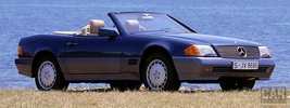 Mercedes-Benz SL Roadster R129 - 1989