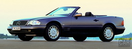 Mercedes-Benz SL Roadster R129 - 1995