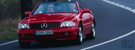 Mercedes-Benz SL Roadster R129 - 1998