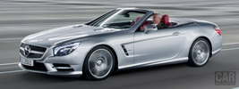 Mercedes-Benz SL350 AMG Sports Package Edition 1 - 2012