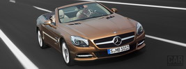 Mercedes-Benz SL500 - 2012