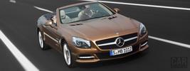 Mercedes-Benz SL500 - 2012