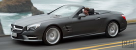 Mercedes-Benz SL500 AMG Sports Package - 2012