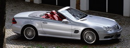 Mercedes-Benz SL55 AMG - 2001